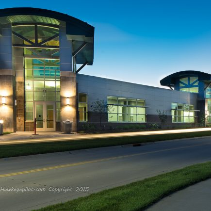 Iowa Western Community College – Engineering Technology Building