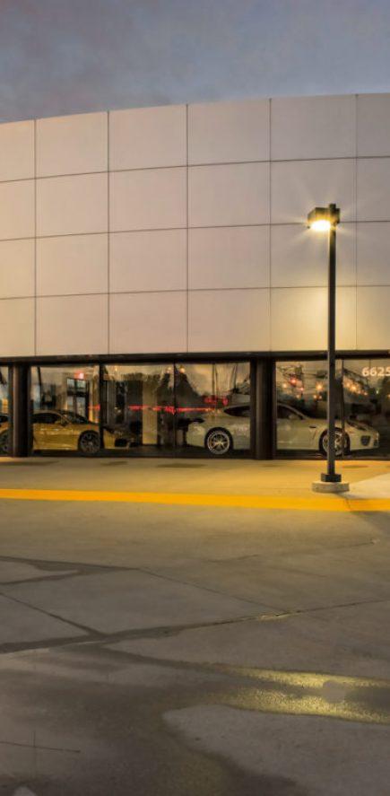Woodhouse Porsche Addition/Renovation