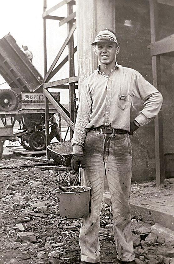 Bob Lueder Circa 1938