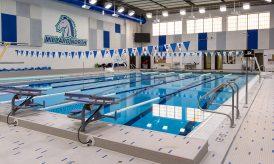 Millard North High School swimming pool #2 thumbnail
