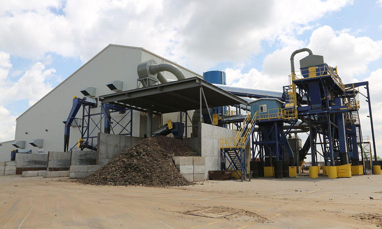 Alter Non-Ferrous Recovery Plant #1