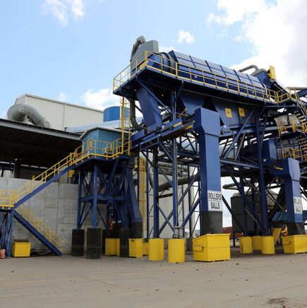 Alter Non-Ferrous Recovery Plant