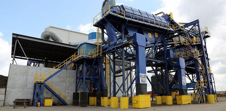 Alter Non-Ferrous Recovery Plant