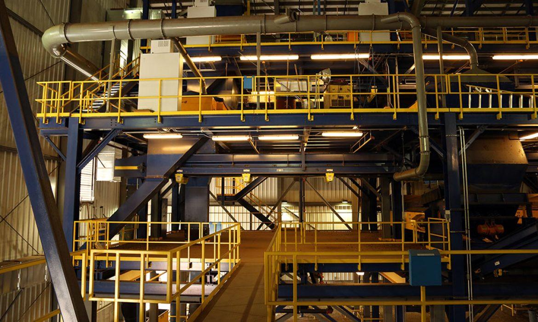 Alter Non-Ferrous Recovery Plant #4