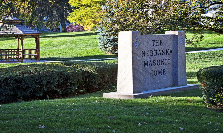 The Nebraska Masonic Home #1