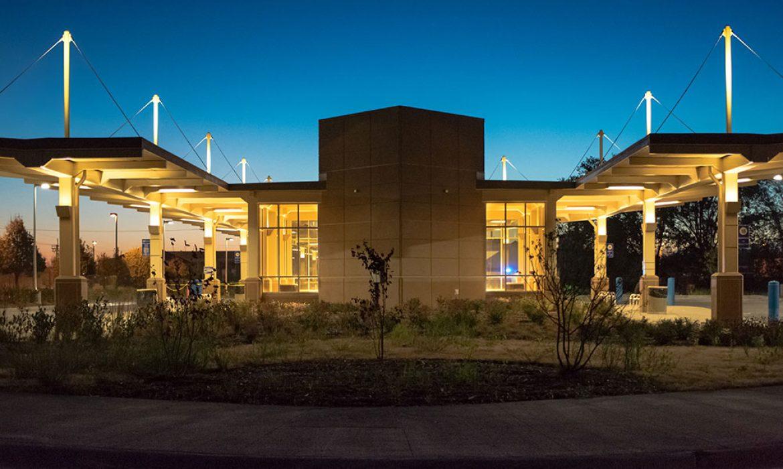 North Omaha Transit Center #1