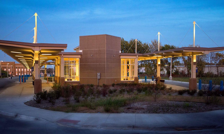 North Omaha Transit Center #4