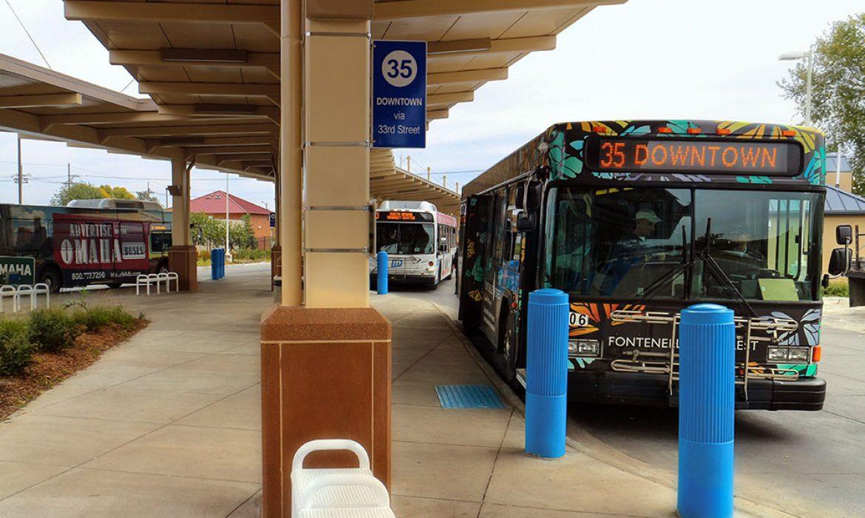 North Omaha Transit Center #7