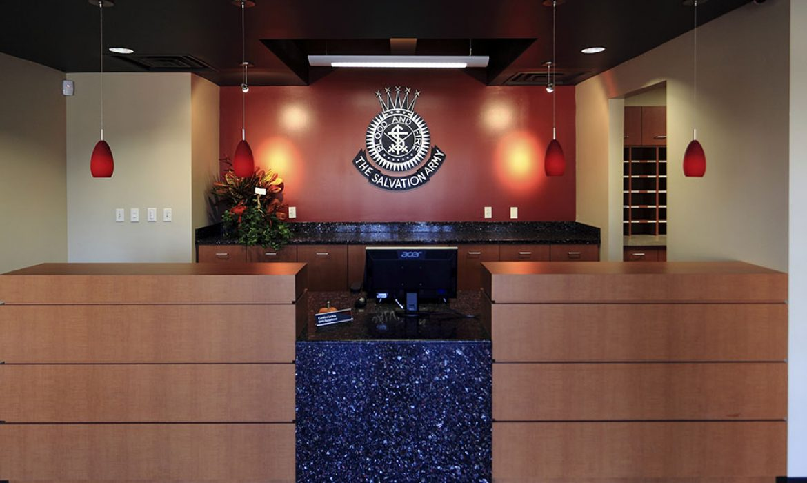 Salvation Army Western Divisional Headquarters #1