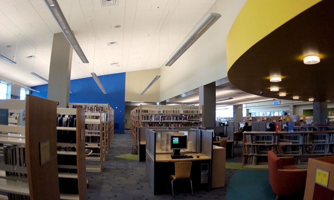 South Omaha Library #5