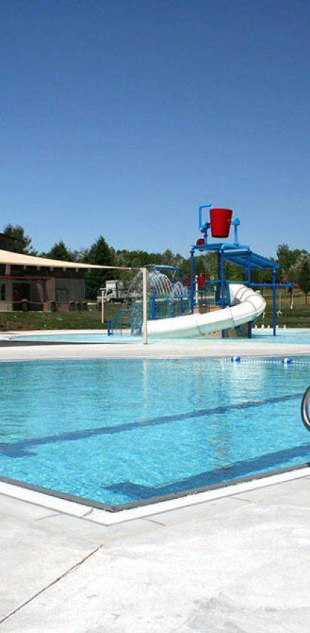 Zorinsky Water Park