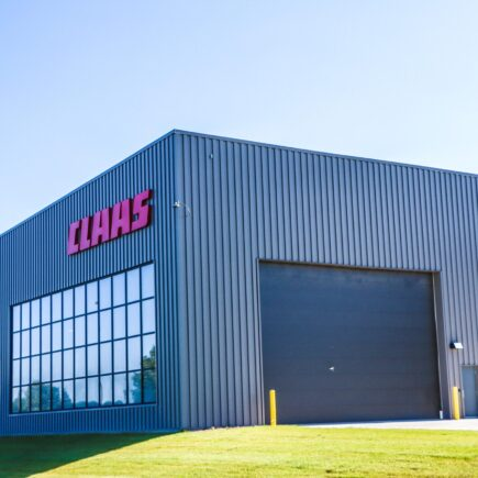 CLAAS Training Facility